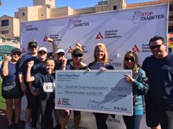 Culligan of San Diego supports ADA's Tour de Cure